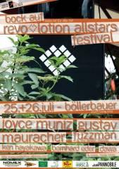 Bock auf Revo*lotion Alstars Festival, 3350 Haag (NÖ), 26.07.2014, 18:00 Uhr