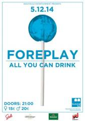 Foreplay | All you can drink | Krampus Edition, 1190 Wien 19. (Wien), 05.12.2014, 21:00 Uhr