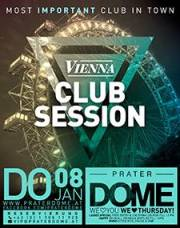 Vienna Club Session, 1020 Wien  2. (Wien), 08.01.2015, 22:00 Uhr