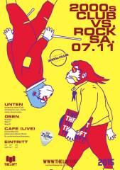 2000s Club vs. Rock, 1160 Wien,Ottakring (Wien), 07.11.2015, 22:00 Uhr