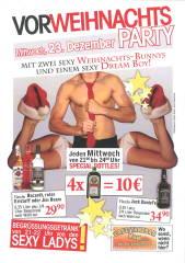 Vorweihnachtsparty, 8020 Graz,17.Bez.:Puntigam (Stmk.), 23.12.2009, 21:00 Uhr