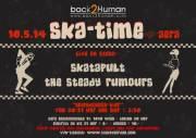 Back2Human Ska-Time, 1010 Wien  1. (Wien), 10.05.2014, 20:00 Uhr