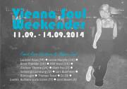 Vienna Soul Weekender, 1010 Wien,Innere Stadt (Wien), 14.09.2014, 15:00 Uhr