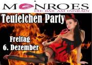 Teufelchen Party, 6020 Innsbruck (Trl.), 06.12.2013, 21:00 Uhr