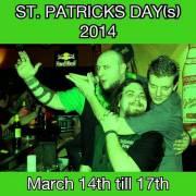St. Patricks Day(s), 1010 Wien  1. (Wien), 17.03.2014, 19:00 Uhr