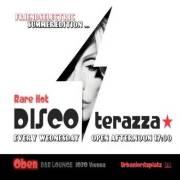 Rare Hot Disco Terazza im Oben-Ohne über den Dächern Wiens, 1070 Wien  7. (Wien), 10.09.2014, 17:00 Uhr