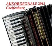 Akkordeonale 2015 - Internationales Akkordeon Festival, 9761 Greifenburg (Ktn.), 25.04.2015, 20:30 Uhr