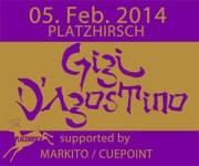 Gigi D'Agostino, 1010 Wien  1. (Wien), 05.02.2014, 21:00 Uhr
