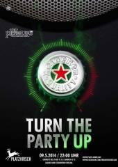 Heineken - Turn the Party Up  presented by Pleasure, 1010 Wien  1. (Wien), 09.05.2014, 22:00 Uhr