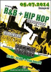 original R&B + Hip Hop Seduction since 2009, 1090 Wien  9. (Wien), 05.07.2014, 22:00 Uhr
