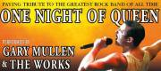 One Night of Queen, 8010 Graz  1. (Stmk.), 27.01.2015, 20:00 Uhr