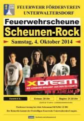 Scheunen-Rock, 2442 Unterwaltersdorf (NÖ), 04.10.2014, 21:30 Uhr
