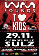 "WM Sounds ""I love Kids"" 