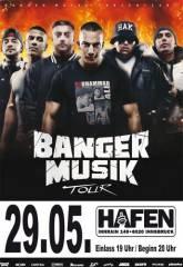 Banger Musik Tour 2014, 6020 Innsbruck (Trl.), 29.05.2014, 20:00 Uhr