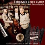 Sobczyks Blues Bunch feat. Hannes Kasehs, 1210 Wien 21. (Wien), 03.06.2014, 20:30 Uhr