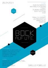 Bock auf Ute, 1090 Wien  9. (Wien), 26.04.2014, 20:00 Uhr