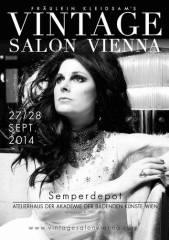 Vintage Salon Vienna 2014, 1060 Wien  6. (Wien), 28.09.2014, 11:00 Uhr