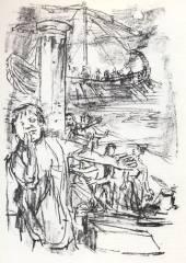 Oskar Kokoschka. Illustrationen zur Weltliteratur, 3380 Pöchlarn (NÖ), 10.06.2014, 10:00 Uhr