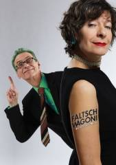 Schwechater Satirefestival - Faltsch Wagoni (D): Ladies first, Männer Förster, 2320 Schwechat (NÖ), 23.01.2015, 20:00 Uhr