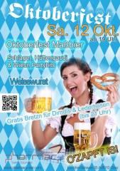 Oktoberfest, 8010 Graz  2. (Stmk.), 12.10.2013, 18:00 Uhr