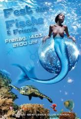 """Fest der Fische & Friends - für """"Fische""""-Geborene und alle anderen Sternzeichen, 1090 Wien  9. (Wien), 14.03.2014, 21:00 Uhr"""