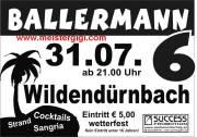 Ballermann, 2164 Wildendürnbach (NÖ), 31.07.2009, 21:00 Uhr