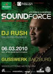 Heineken Music pres., 5020 Salzburg (Sbg.), 06.03.2010, 21:00 Uhr