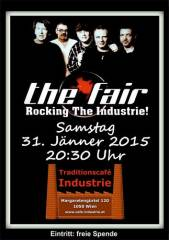 The Fair im Industrie!, 1050 Wien  5. (Wien), 31.01.2015, 20:00 Uhr