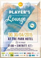 Player's Lounge, 2500 Baden (NÖ), 30.04.2015, 21:00 Uhr