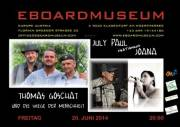 Thomas Goschat und July Paul, 9020 Klagenfurt  1. (Ktn.), 20.06.2014, 20:00 Uhr