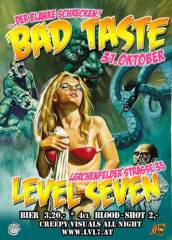 Bad Taste Halloween Party, 1070 Wien  7. (Wien), 31.10.2013, 22:00 Uhr