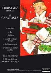 CapaTosta Weihnachtsmarkt, 1010 Wien  1. (Wien), 01.12.2013, 12:00 Uhr