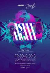Asiakiss Asian Night Jubiläum @ LVL7, 1070 Wien  7. (Wien), 20.12.2013, 23:00 Uhr