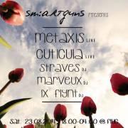 Sm:artguns LIVE night, 1020 Wien  2. (Wien), 23.08.2014, 18:00 Uhr