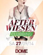 After Wiesn Clubbing, 1020 Wien  2. (Wien), 27.09.2014, 22:00 Uhr