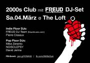 2000s Club mit FREUD DJ-Set!, 1160 Wien,Ottakring (Wien), 04.03.2017, 21:00 Uhr