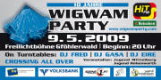 Wigwam-Party 09, 3542 Gföhleramt (NÖ), 09.05.2009, 20:00 Uhr