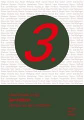 """Lesung & Buchpräsentation """"3er  Edition"""", 1030 Wien  3. (Wien), 19.11.2013, 18:00 Uhr"""