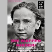 Die Waffen nieder! von Bertha von Suttner, 1080 Wien  8. (Wien), 26.06.2014, 20:00 Uhr