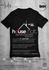 + House.Halt + lutz - der club + The Kidz Need... +, 1060 Wien  6. (Wien), 09.10.2014, 22:00 Uhr