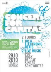 C4C  - Concert for Caritas, 8020 Graz 17. (Stmk.), 29.10.2010, 18:00 Uhr