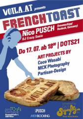 VOILA.AT presents French Toast, 1030 Wien  3. (Wien), 17.07.2014, 18:00 Uhr