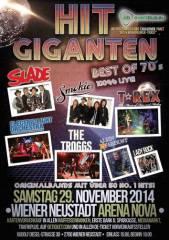 Hit Giganten, 2700 Wiener Neustadt (NÖ), 29.11.2014, 16:00 Uhr