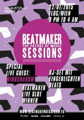 Beatmaker Session, 1020 Wien  2. (Wien), 22.01.2015, 21:00 Uhr