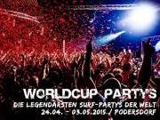 Worldcup Partys  Podersdorf / Neusiedler See, 7141 Podersdorf am See (Bgl.), 24.04.2015, 20:00 Uhr