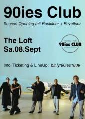 90ies Club: Season Opening, 1160 Wien,Ottakring (Wien), 08.09.2018, 21:45 Uhr