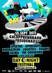 Day & Night Festival 2011, 1020 Wien  2. (Wien), 10.09.2011, 12:00 Uhr