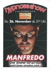 Hypnose Show, 8020 Graz,17.Bez.:Puntigam (Stmk.), 26.11.2009, 22:00 Uhr