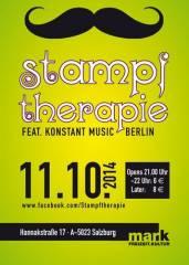 Stampftherapie, 5020 Salzburg (Sbg.), 11.10.2014, 21:00 Uhr