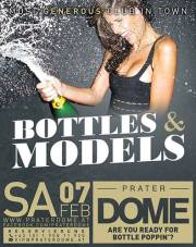 Bottles and Models, 1020 Wien  2. (Wien), 07.02.2015, 22:00 Uhr